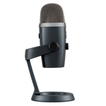 Blue Yeti Nano Premium USB Microphone - Shadow Grey - Packshot 3