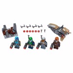 Star Wars - LEGO The Mandalorian Battle Pack - Packshot 4