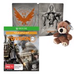 Tom Clancy's The Division 2 Lincoln Steelbook Edition - Packshot 1