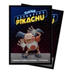 Pokemon - Detective Pikachu - TCG - Mr Mime 65-Count Ultra Pro Deck Protector Sleeves - Packshot 1