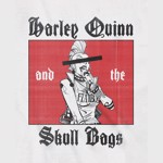 DC Comics - Harley & The Skull Bags T-Shirt - Packshot 2