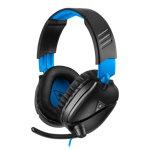 Turtle Beach Recon 70P Gaming Headset - Black - Packshot 2