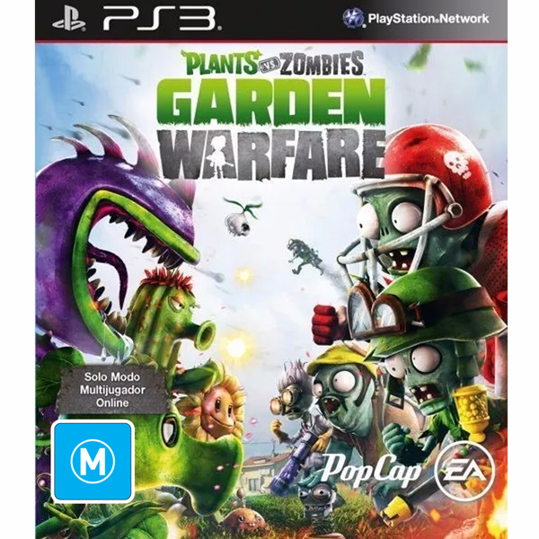 Plants vs Zombies Garden Warfare - Packshot 1