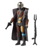 Star Wars - The Mandalorian - Retro Collection The Mandalorian Action Figure - Packshot 1