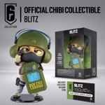 Tom Clancy's Rainbow Six Siege - Blitz Chibi Figure - Packshot 2