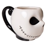 Nightmare Before Christmas - Smiling Jack Skellington's Head Mug - Packshot 3