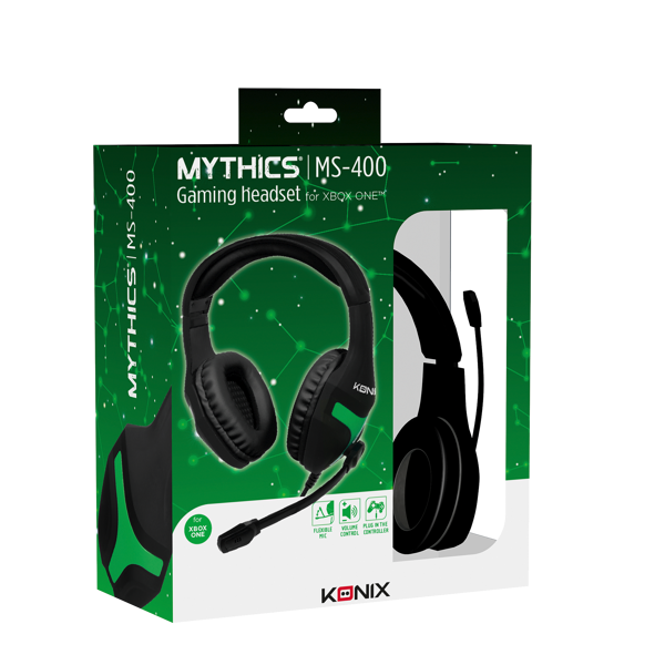 Xbox One Konix Gaming Headset - Packshot 3