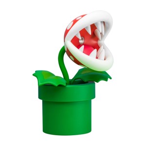 Nintendo - Super Mario - Piranha Plant Posable Desk Lamp - Things For Home