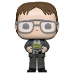The Office - Dwight with Jello Stapler Pop! Vinyl Figure - Packshot 1