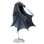 Game of Thrones - Viserion Ice Dragon Deluxe Action Figure - Packshot 1