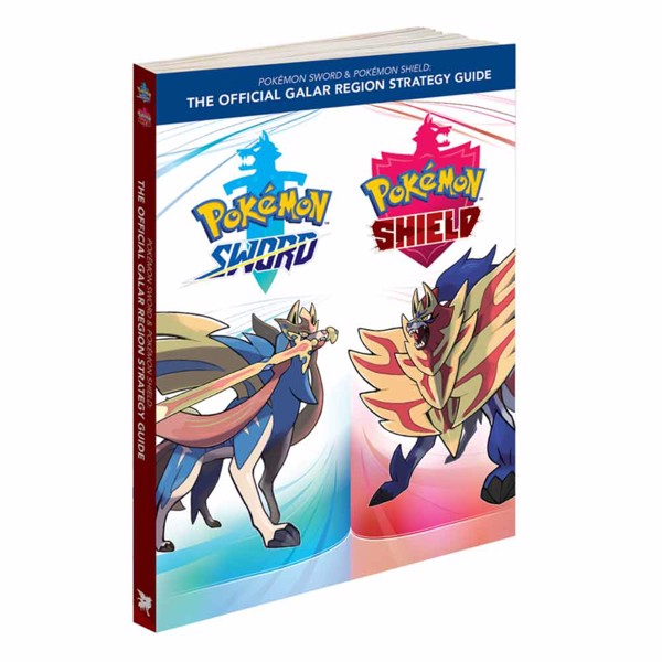 Pokemon Sword & Pokemon Shield: The Official Galar Region Strategy Guide - Packshot 1
