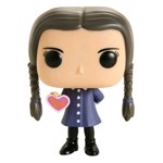 The Addams Family - Wednesday Valentines Pop! Vinyl Figure - Packshot 1