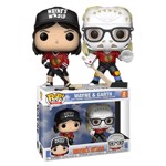Wayne's World - Wayne & Garth (Hockey) US Exclusive Pop! Vinyl 2-pack Figures - Packshot 1