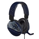 Turtle Beach Recon 70 Blue Camo Headset - Packshot 1