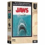Jaws Movie Poster 1000-Piece Jigsaw Puzzle - Packshot 1