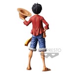One Piece - Monkey D. Luffy  28 cm Grandista Nero Figure - Packshot 5