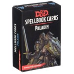 Dungeons and Dragons - Paladin Spellbook Cards Deck  - Packshot 1