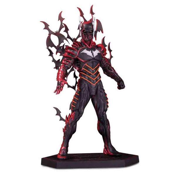 DC Comics - Dark Nights: Metal Batman: The Red Death Statue - Packshot 1