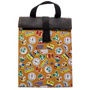Disney - Mickey & Minnie Mouse Eco Lunch Bag
