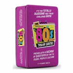 80S Trivia Tin Card Game - Packshot 1
