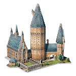 Harry Potter - Hogwarts 3D Puzzle - Great Hall - Packshot 2