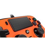 Nacon PS4 Wired Gaming Controller - Orange - Packshot 5