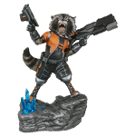 Marvel - Guardians of the Galaxy - Rocket Racoon Premium Format Figure - Packshot 1