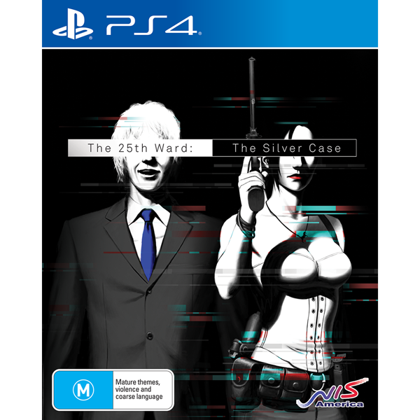 The 25th Ward: The Silver Case - Packshot 1