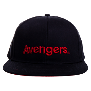 Marvel - Avengers: Endgame - Avengers Black and Red Cap
