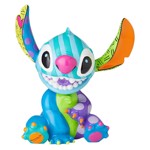 "Disney - Lilo & Stitch - Stitch 14"" Statue by Romero Britto - Packshot 1"