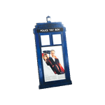 Doctor Who - TARDIS Photo Frame - Packshot 1