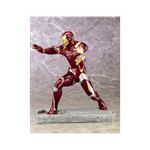 Marvel - Captain America: Civil War - Iron Man 1/10 Scale Kotobukiya ARTFX+ Statue - Packshot 2