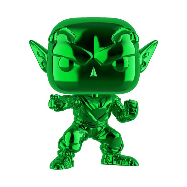 Dragon Ball Z - Piccolo (Green Chrome) ECCC2020 Pop! Vinyl Figure - Packshot 1