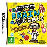 Challenge Me Kids: Brain Games - Packshot 1