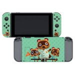 Animal Crossing - Controller Gear Tom Nook & Friends Nintendo Switch Decal - Packshot 2