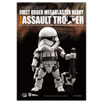 "Star Wars - Episode VII - Heavy Assault First Order Stormtrooper 6"" Egg Attack Figure - Packshot 3"
