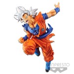 Dragon Ball Super - Transcendence Art Vol.4 - Ultra Instinct Goku Figure - Packshot 1