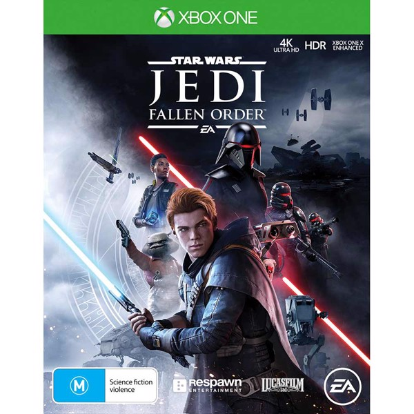 Star Wars Jedi: Fallen Order - Playlist