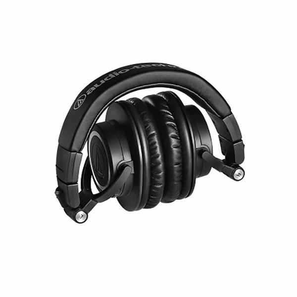 Audio Technica ATH-M50xBT Bluetooth Over-ear Headphones - Packshot 3
