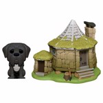 Harry Potter - Fang with Hagrid's Hut Pop! Town - Packshot 1