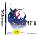 Final Fantasy IV - Packshot 1