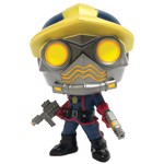 Marvel - Guardians of the Galaxy - Classic Star-Lord Pop! Vinyl FIgure - Packshot 1