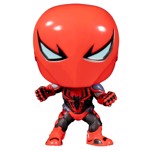 Marvel - Spider-Man Spider-Armour MK III Pop! Vinyl Figure - Packshot 1