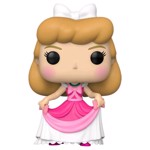 Disney - Cinderella - Cinderella Pink Dress Pop! Vinyl Figure - Packshot 1