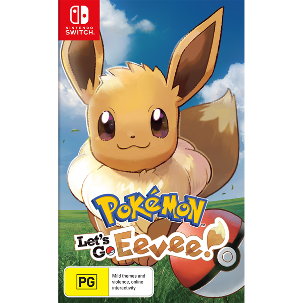 Pokemon Let's Go! Eevee - Packshot 1