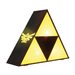 The Legend of Zelda - Triforce Light - Packshot 1