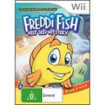 Freddi Fish And The Case Of The Missing Kelp Seeds - Packshot 1