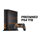 PlayStation 4 1TB Call of Duty Black Ops 3 Limited Edition Console (Premium Refurbished by EB Games) - Packshot 1