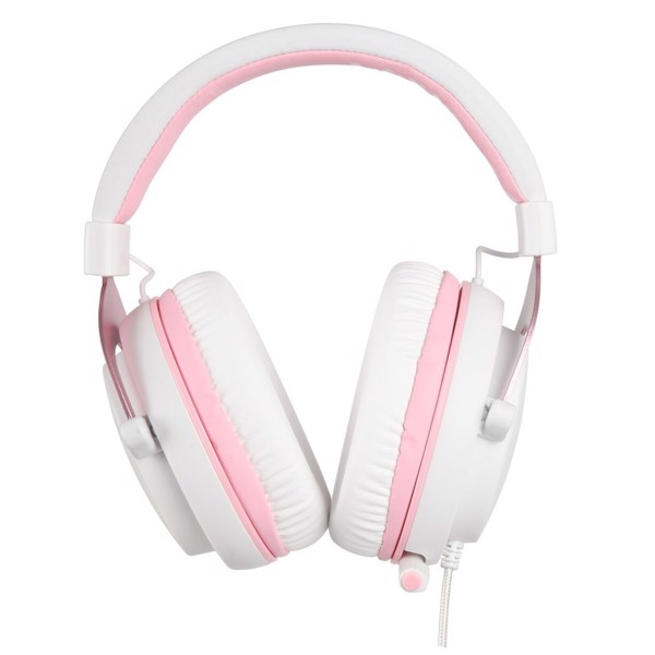 SADES M-Power Gaming Headset (Pink) - Packshot 4