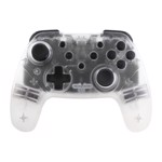 Nintendo Switch Nyko Wireless Controller - Clear - Packshot 1
